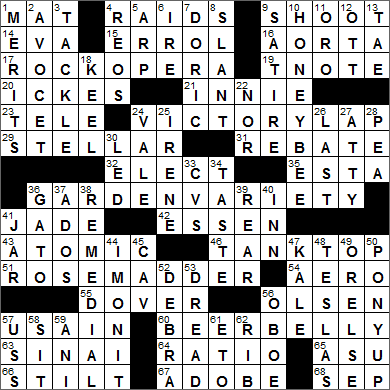 Laxcrossword Com Answers To The Los Angeles Times Crossword Enjoy your puzzle and have fun. laxcrossword com