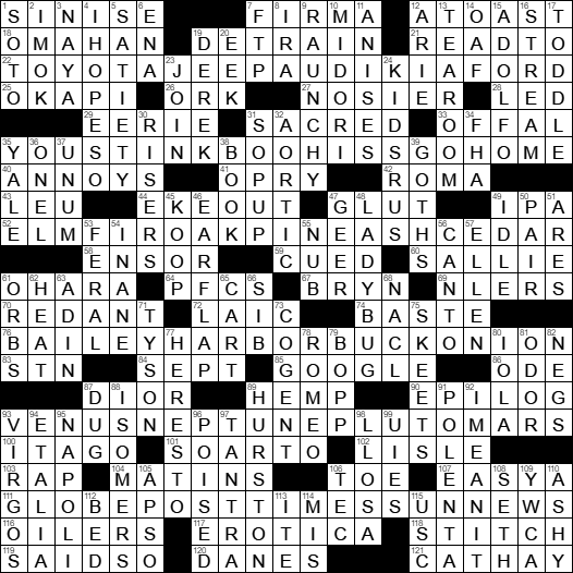 Hong Kong Airline Pacific Crossword Clue Archives Laxcrossword Com