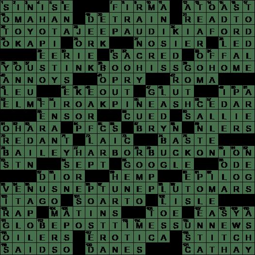 Kim S Last Name In Kipling S Novel Crossword Clue Archives Laxcrossword Com