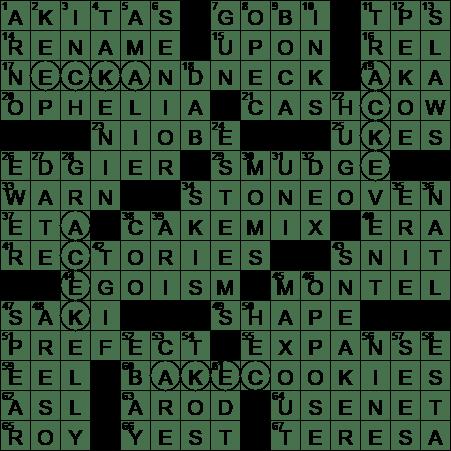Williams Of Talk Tv Crossword Clue Archives Laxcrossword Com
