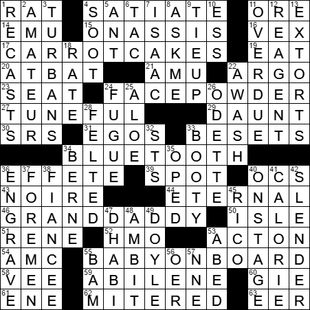 Prince Siegfried S Beloved In Swan Lake Crossword Clue Archives Laxcrossword Com