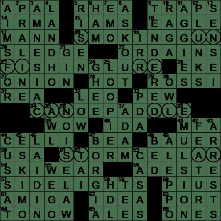 Podcast Comic Carolla Crossword Clue Archives Laxcrosswordcom