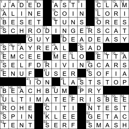 Place With Sundance Crossword Clue Archives Laxcrossword Com