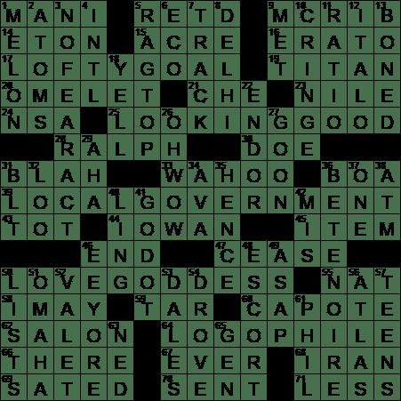 Home Of The Ewoks Crossword Clue Archives Laxcrossword Com