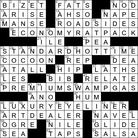 L Arlesienne Composer Crossword Clue Archives Laxcrossword Com