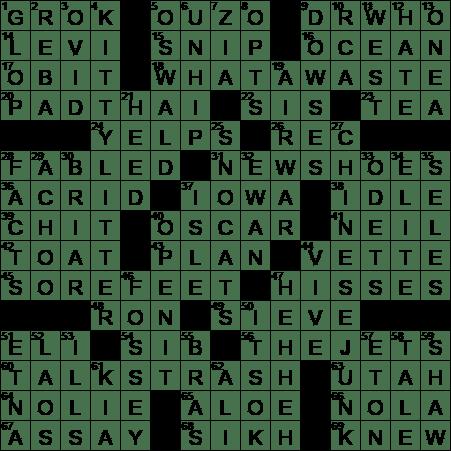 Disney S Lucky Rabbit Crossword Clue Archives Laxcrossword Com