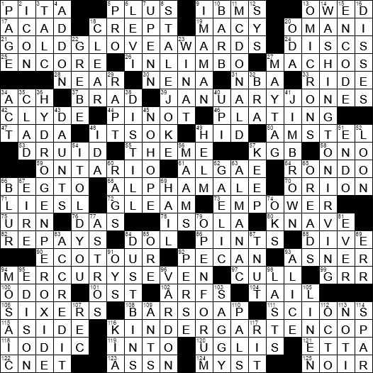 Willie Mays Won 12 In 12 Consecutive Years Crossword Clue Archives Laxcrossword Com