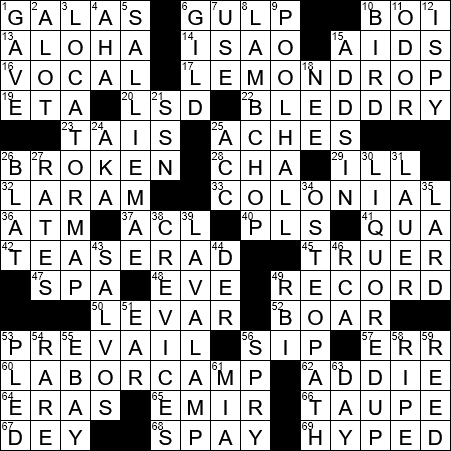 Senior Golfer Aoki Crossword Clue Archives Laxcrossword Com