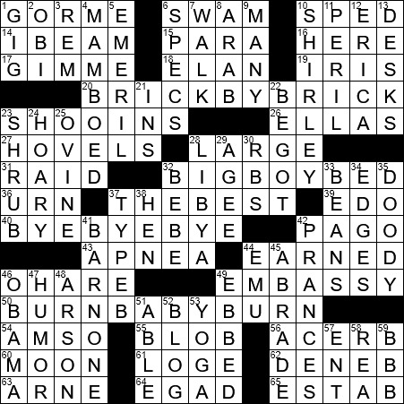 Tripoli S Country Crossword Clue Archives Laxcrossword Com