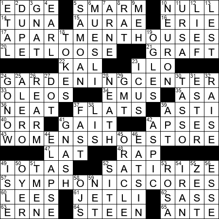 Fawning Flattery Crossword Clue Archives Laxcrossword Com