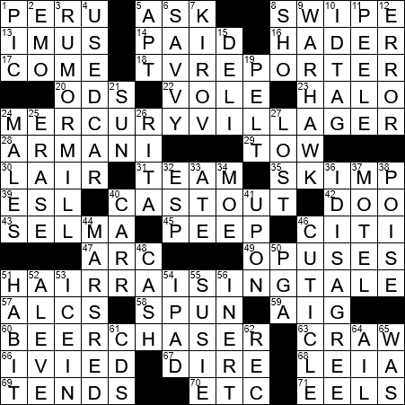 Half A Boilermaker Crossword Clue Archives Laxcrossword Com