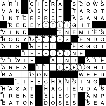 Indigenous Japanese Crossword Clue Archives Laxcrossword Com