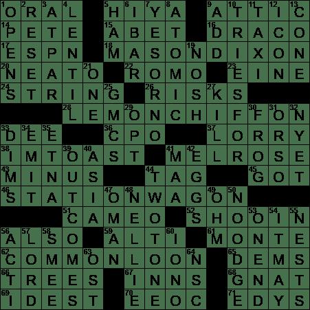 Ordinary Sounding State Bird Of Minnesota Crossword Clue Archives Laxcrossword Com