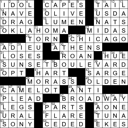 Inheritors Crossword Clue Archives Laxcrossword Com