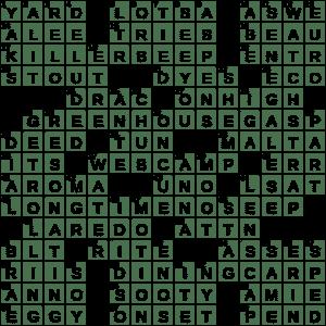 La Times Crossword 31 Jul 20 Friday Laxcrossword Com
