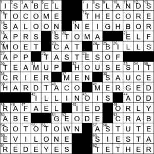 Counter Proposals Crossword Clue Archives Laxcrossword Com