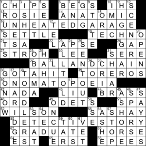 Latin Initialism On A Cross Crossword Clue Archives Laxcrossword Com