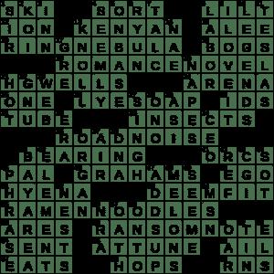La Times Crossword 7 Sep 20 Monday Laxcrossword Com