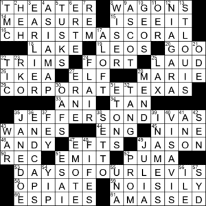 Market Aisle Border Areas Crossword Clue Archives Laxcrossword Com