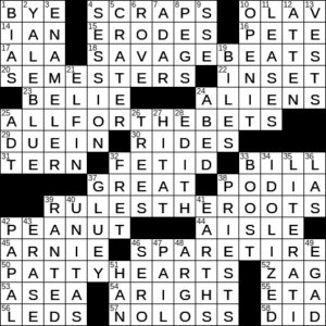 Jewelry Artisan Crossword Clue Archives Laxcrossword Com