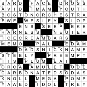 Guided By A Statement Of Faith Crossword Clue Archives Laxcrossword Com