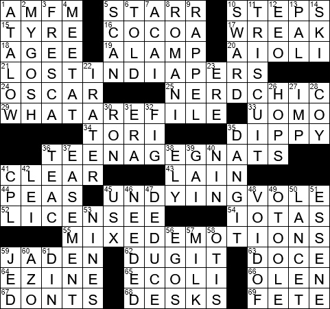 La Times Crossword 16 Oct 20 Friday Laxcrossword Com
