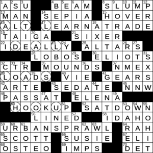 Jetta Relative Crossword Clue Archives Laxcrossword Com