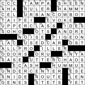Was Humbled Crossword Clue Archives Laxcrossword Com