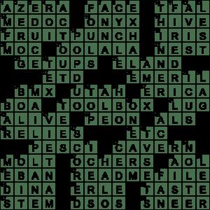 Pantomime Crossword Clue Archives Laxcrossword Com