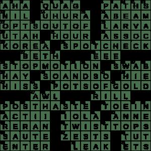 La Times Crossword 19 Oct 20 Monday Laxcrossword Com