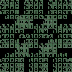 Secretly Crossword Clue Archives Laxcrossword Com