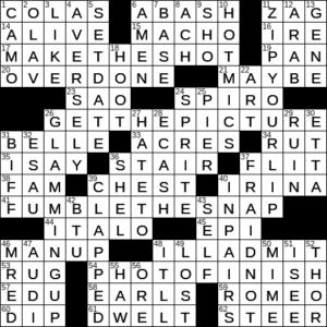 Making More Alluring Crossword Clue Archives Laxcrossword Com