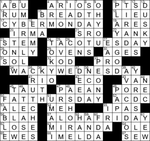 Time For Hawaiians To Be Laid Back At Work Crossword Clue Archives Laxcrossword Com