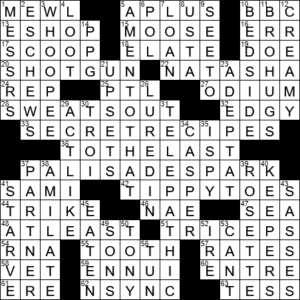 Nordic Language Crossword Clue Archives Laxcrossword Com